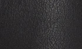 Black Performance Leather swatch image