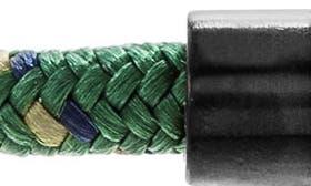 Black/ Green swatch image
