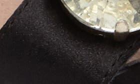 Black Multi Satin swatch image