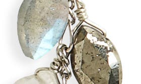 Pyrite/ Silver swatch image