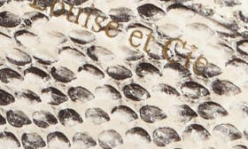 Cookies And Cream Leather swatch image