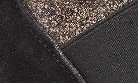 Black/ Pewter Suede swatch image