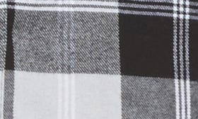 Grey Silk Julie Plaid swatch image