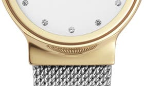 Silver/ White/ Gold swatch image