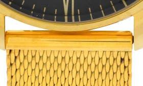 Black/ Gold Mesh swatch image