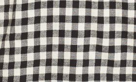 Black Gingham swatch image