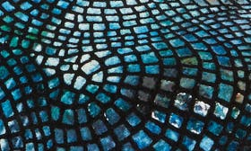 Fandamo Blue Leather swatch image