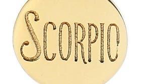 Scorpio - Gold swatch image