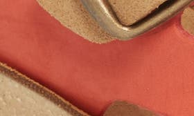 Cuoio Red Leather swatch image