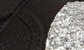 Glitter Black/ True White swatch image
