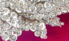 Rose Fuchsia/ Crystal swatch image