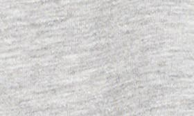 Grey Heather- White Combo swatch image
