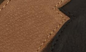 Black/ Sand Cupido Leather swatch image
