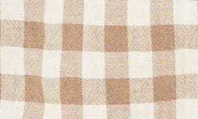 Tan Gingham swatch image