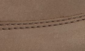 Dark Clay Leather swatch image