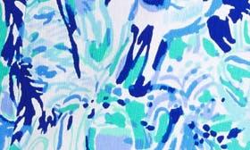 Tropical Turquoise Elephant swatch image