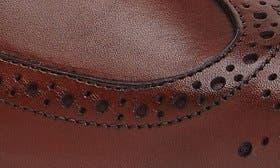 Dark Chilli Leather swatch image