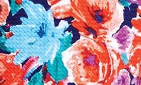 Navy/ Flower Garden swatch image