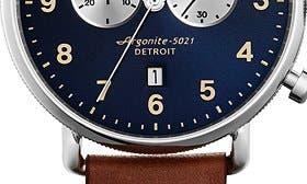 Dark Cognac/ Midnight Blue swatch image