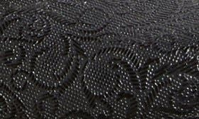Black Swirl Leather swatch image