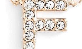 F Rose Gold swatch image