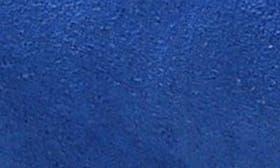 Mediterranean Blue Suede swatch image