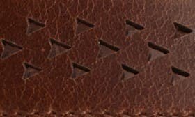 Toffee/ Toffee Leather swatch image