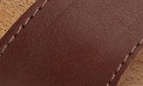 Brown/ Black Leather swatch image