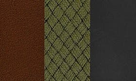 Dark Brown/ Green/ Black swatch image