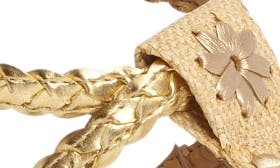 Natural/ Gold Fabric swatch image