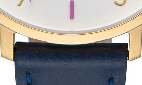 Navy/ White/ Gold swatch image