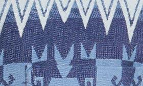 Blue Dusk Oversize Geo swatch image