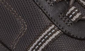Charcoal Metallic Suede swatch image