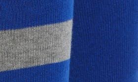 Grey Heather/ Blue swatch image