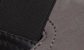 Asfalto Black Nubuck swatch image