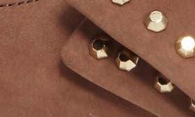 Swiss Mocha Nubuck Leather swatch image