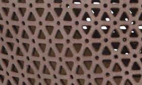 Mesa Taupe Nubuck Leather swatch image