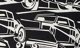 Black / White Cars swatch image