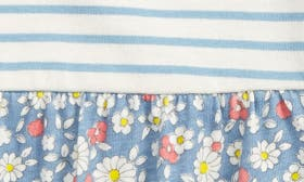 Blue Wren Vintage Daisy swatch image