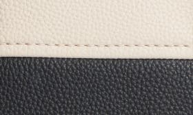Black/ Soft Porcelain swatch image