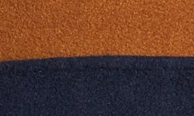 Navy Blue W/ Bear Brown swatch image