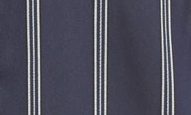 Navy- White Triple Stripe swatch image