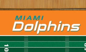 Miami Dolphins swatch image