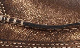 Metallic Bronze Suede swatch image
