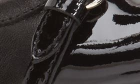Black Combo Leather swatch image