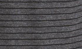 Grey Magnet Heather Stripe swatch image