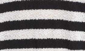 Black- White Even Stripe swatch image