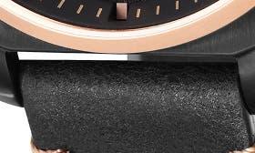 Black/ Rose Gold/ Black swatch image
