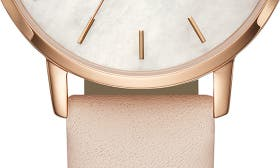 Beige/ Mop/ Rose Gold swatch image