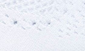 Optic White Knit Fabric swatch image